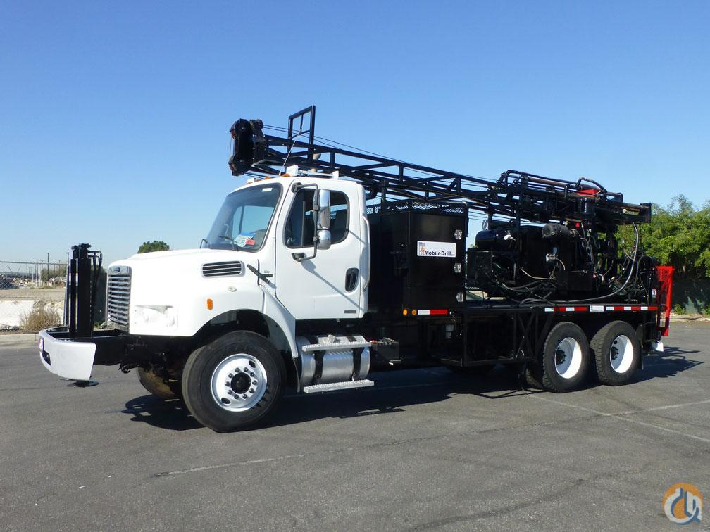 2009 MOBILE B59 Drill Rig  Vertical MOBILE B59 Big Truck amp Equipment Sales LLC 18911 on CraneNetwork.com